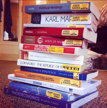 Buy used textbooks!