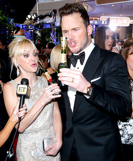 Chris and Anna