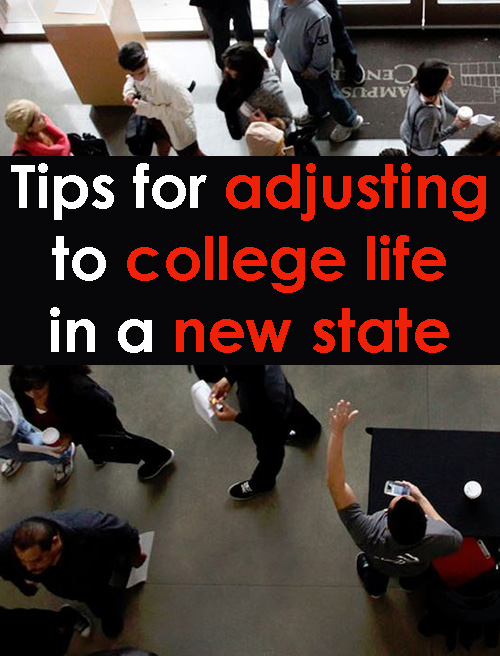 adjusting to college life We at creighton university counseling services want to offer you a few things to  think about as you adjust to your college courses, social life, distance from.