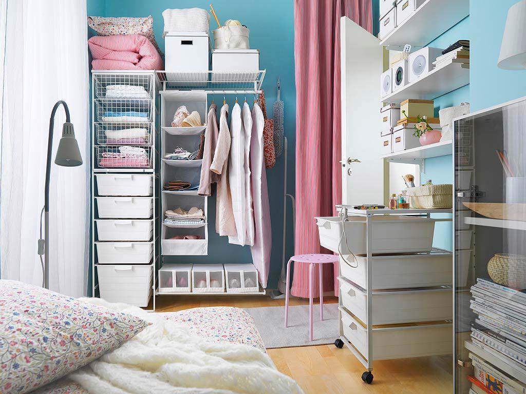 Dorm Room Organization Tips