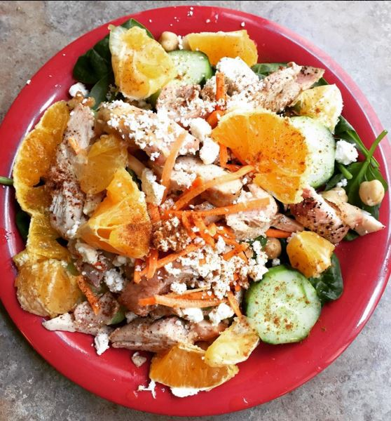10 ways to stay healthy on a college dining hall diet society19 dining fall salads can actually be delicious ccuart Gallery