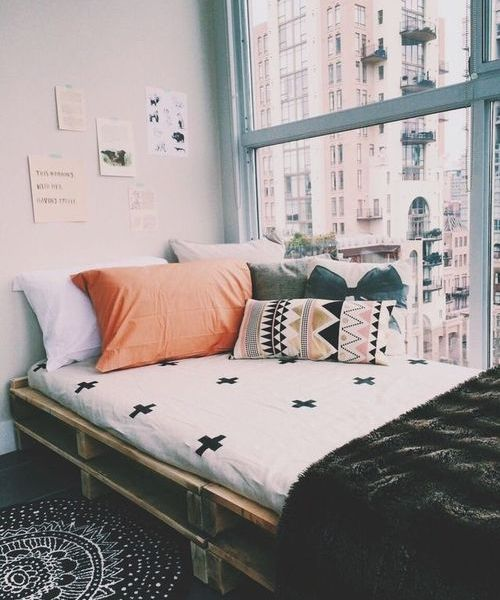 Everyone's vision of an ideal dorm room is different; so these are a few amazing dorm room ideas to help inspire you to create your own!