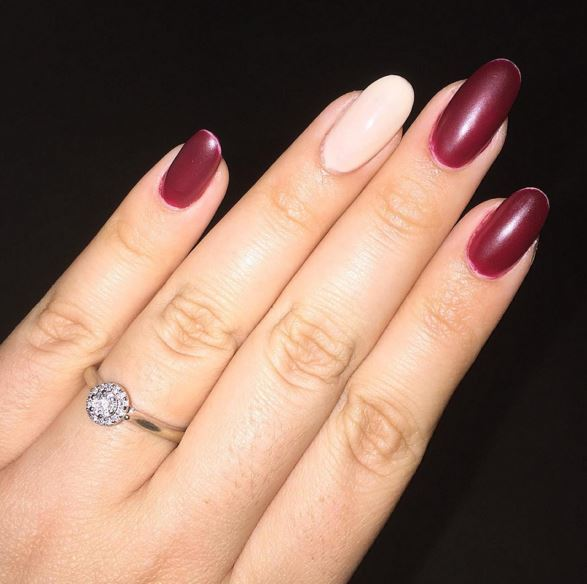 Awesome nail color!