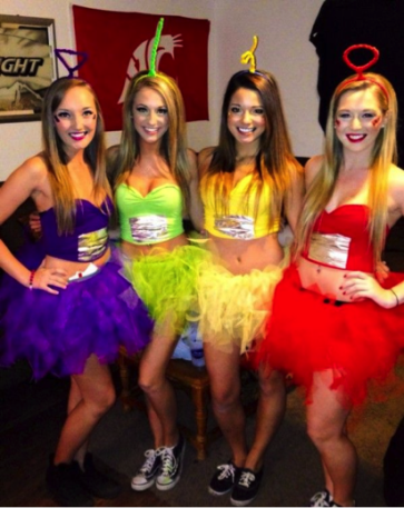 great group costume ideas - Great Group Halloween Costume Ideas