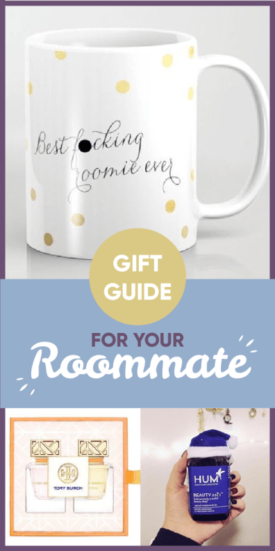 These gifts for your roommate are great ideas!
