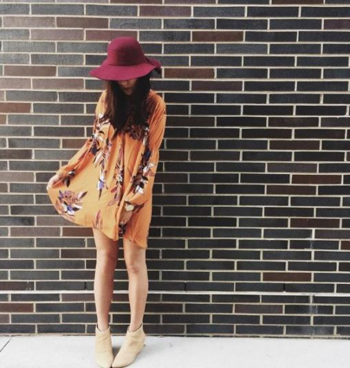 Sarah Belle wears adorable and sometimes affordable pieces.