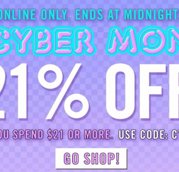 Forever 21 Cyber Monday Sale!