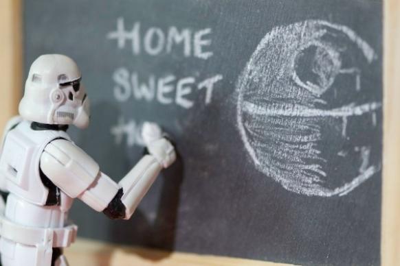 star wars clone misses home