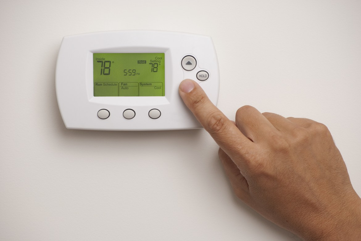figure out the heating in your dorm