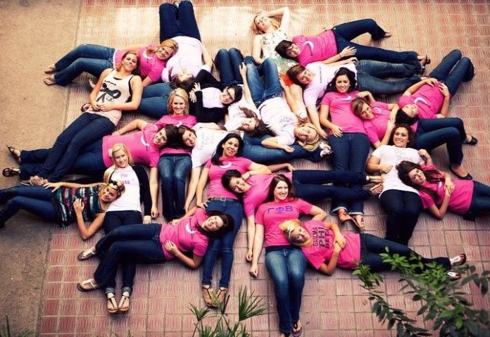 my sorority sisters are my family