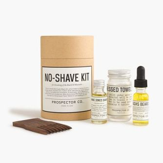 Every man would love this beard kit