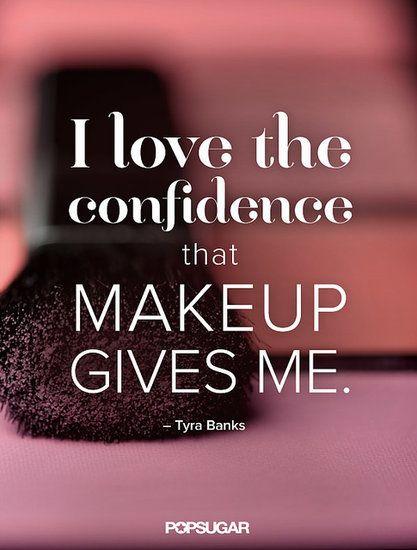 confidence is always key