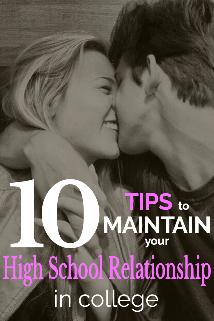 maintain long distance relationship college