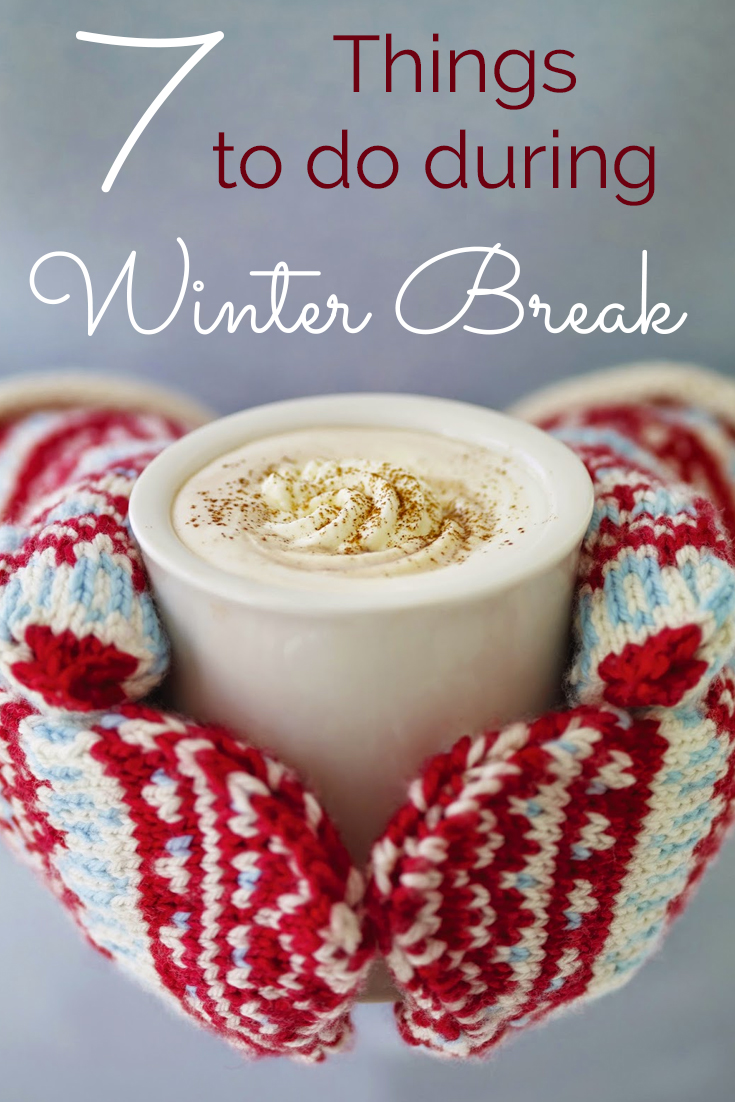 7 Things to Do During Winter Break