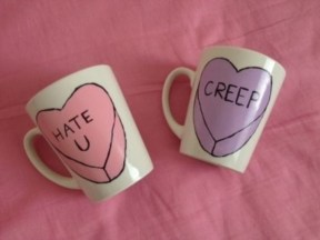 Cute mugs are a necessity for every kitchen.