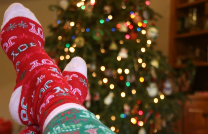 While the holidays are a wonderful time of year, they can get pretty stressful. Here are 10 ways to keep you holidays stress-free!