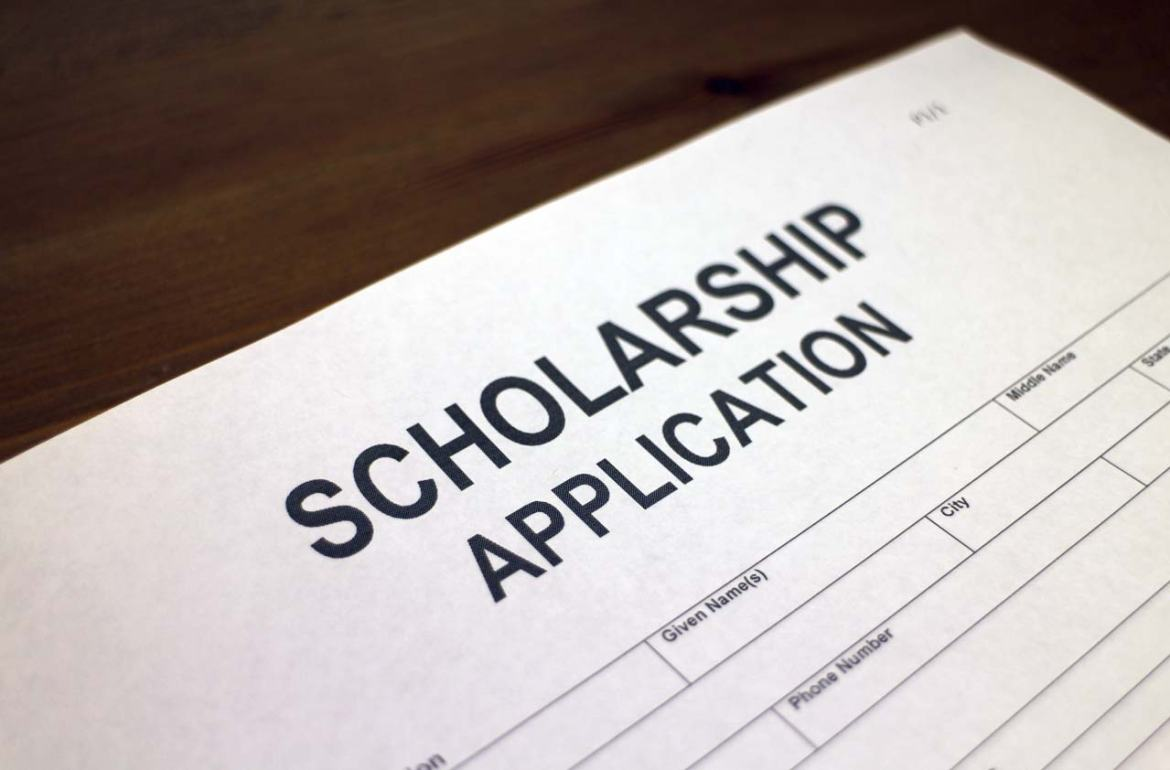 Apply for scholarships if you lose your financial aid!