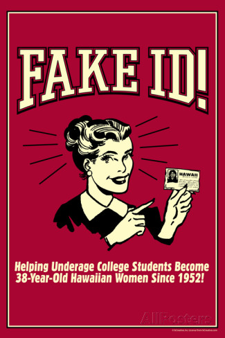 Learn how to get a fake ID