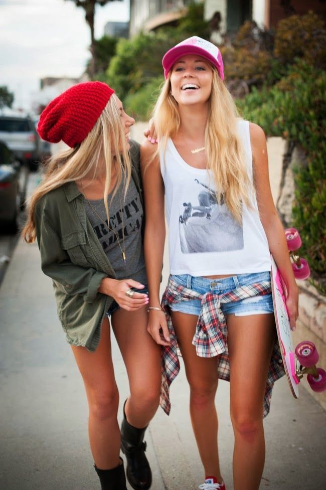 How To Recreate That Surfer Girl Style - Society19