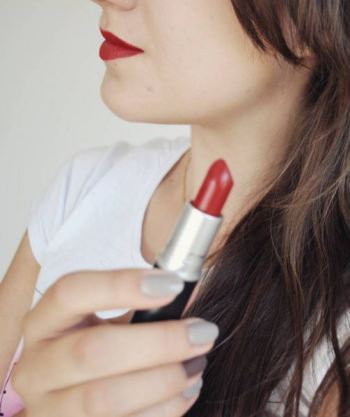 Revlon lipsticks are great makeup dupes for the red MAC lipsticks!