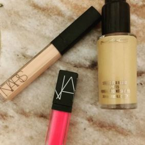 The Maybelline Fit Me Concealers are great makeup dupes for the Nars Radiant Creamy Concealers!