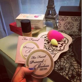 There are better makeup dupes for the Too Faced Primed and Poreless Pressed Powder!