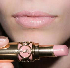 Maybelline ColorSensational lip colors are great makeup dupes for the YSL rouge Volupt Shine lipsticks!
