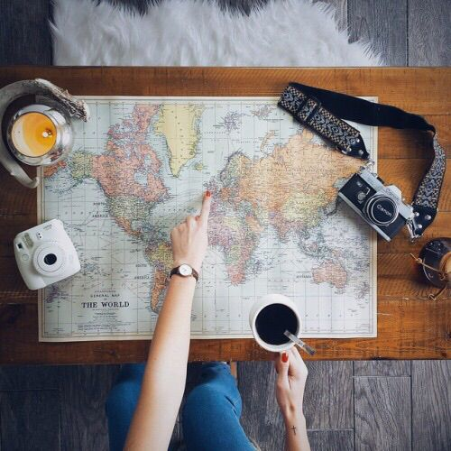 Research your destination first