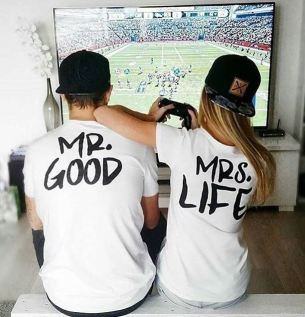 playing video games together is a fun date night idea!