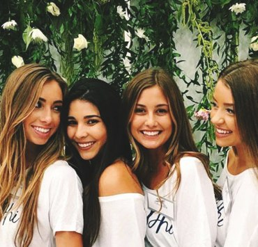 Sorority recruitment is amazing, yet stressful...and not just for the girls rushing! Here are 20 thoughts that every sorority sister has during rush.