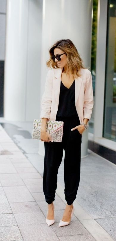 Jumpsuits are perfect Easter outfit ideas!