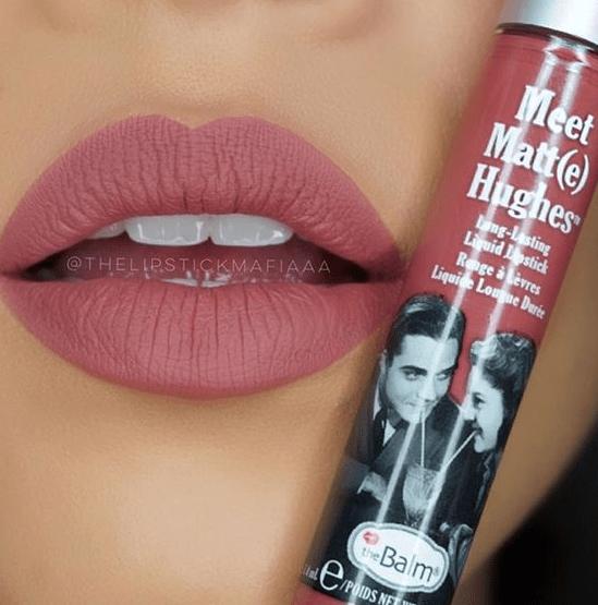 great matte lipstick for pale skin tone