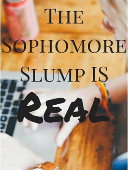 How To Get Out Of The Sophomore Slump