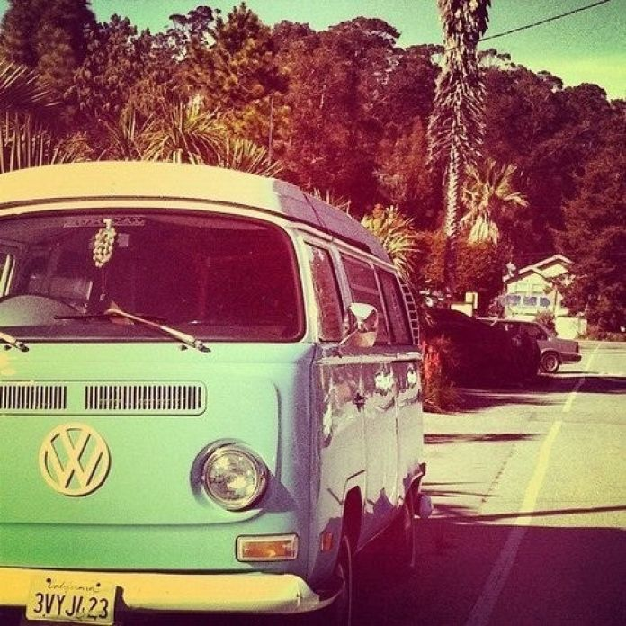cool old bus