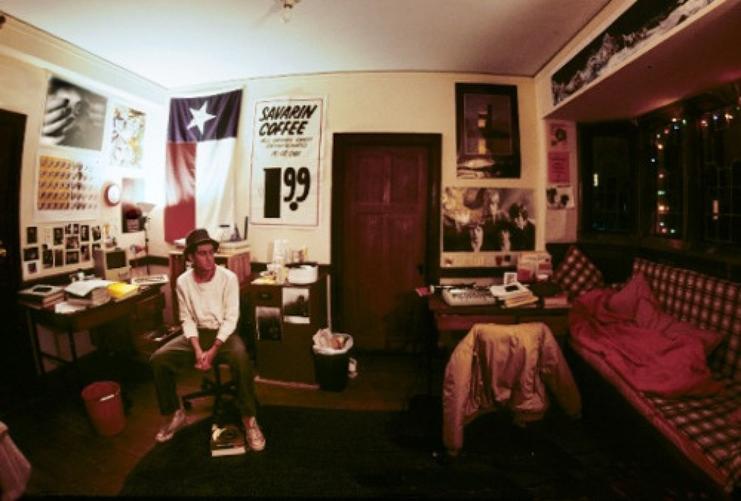 cool old school room