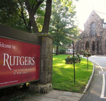 10 Things They Don't Tell You At Rutgers Orientation