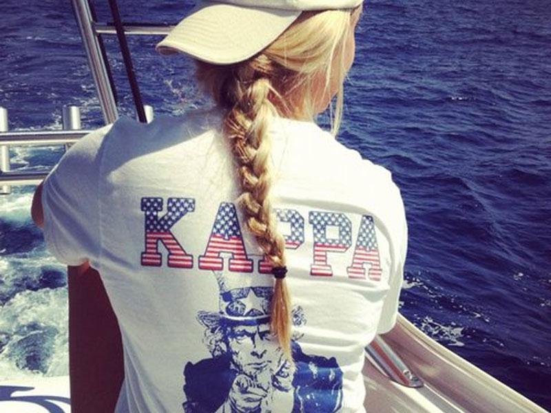 cute Kappa shirt