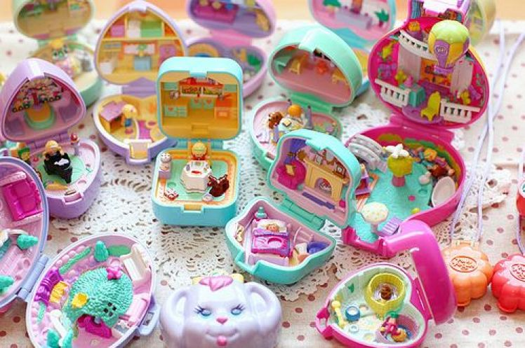 remember Polly Pockets?!