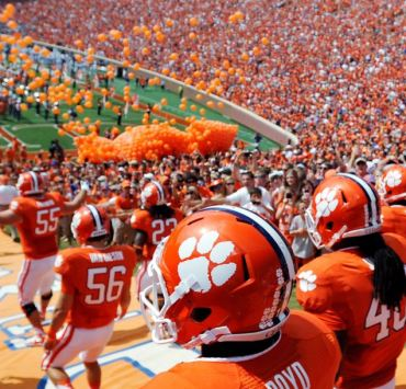 20 Signs You Go To Clemson