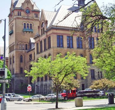 20 Signs You Go To Wayne State