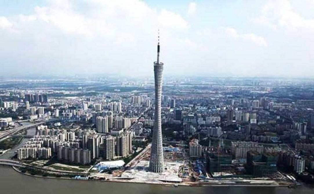 TV tower China