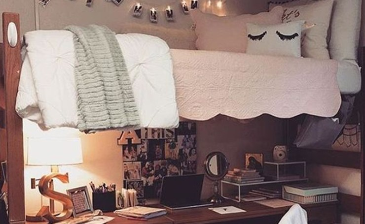 10 Tips To Save Space In Your Dorm Room at SJU