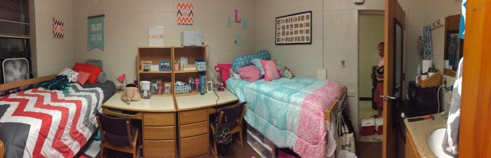 guide to choosing Virginia Tech dorms
