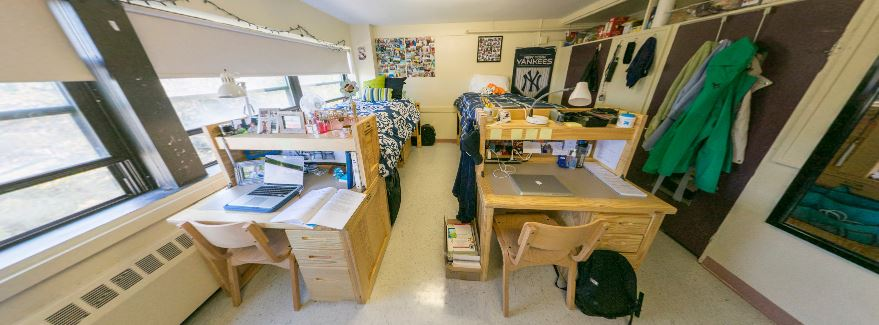 Dorms At PC Part 4