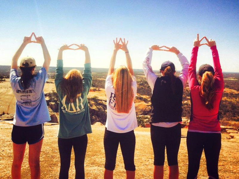 reasons to join a sorority at SJU, 5 Reasons To Join A Sorority At SJU