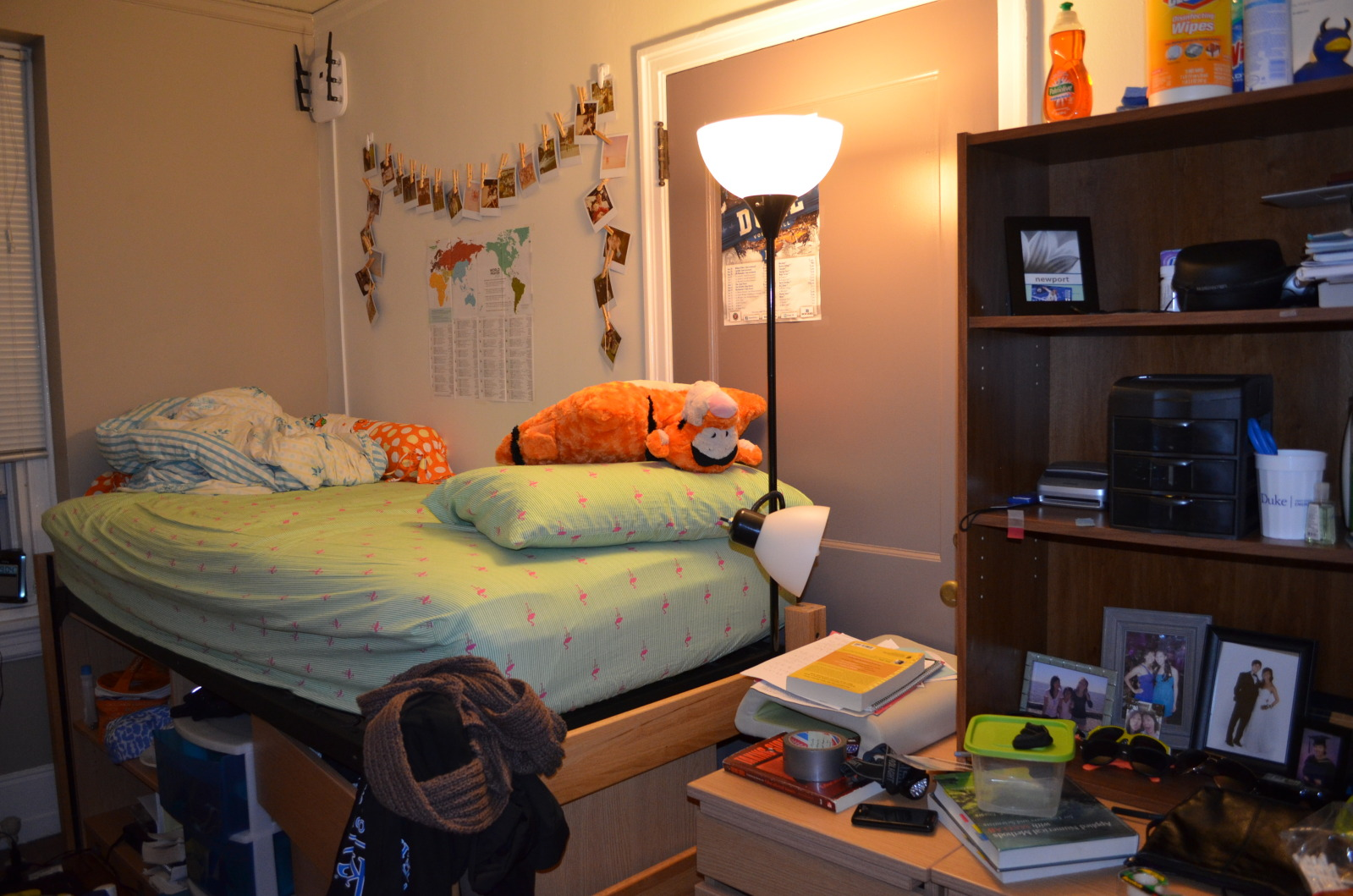 Denison University Dorm Rooms