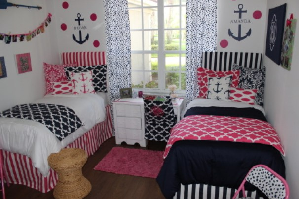 Anchor Bedding Is Perfect For Ole Miss Dorm Rooms