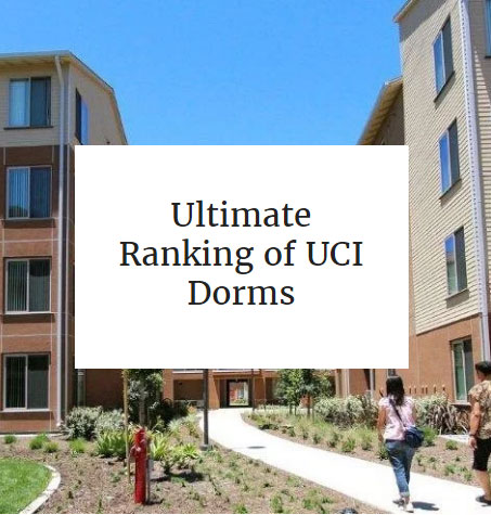 Ultimate Ranking of UCI Dorms - Society19 Uc Irvine Campus Dorms