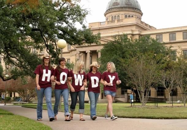Texas A&M freshman year is fun!