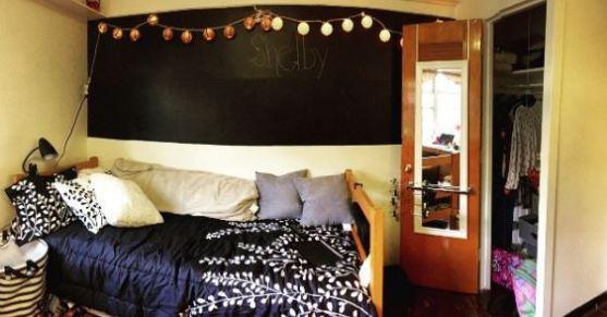 20 Amazing Dorm Rooms for Major WVU Dorm Decor Inspiration